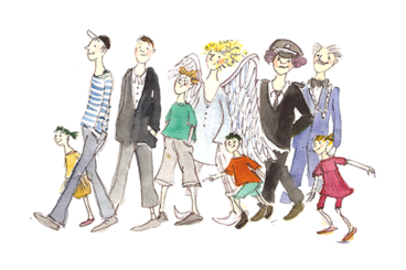 Illustrator Dorte Klingberg