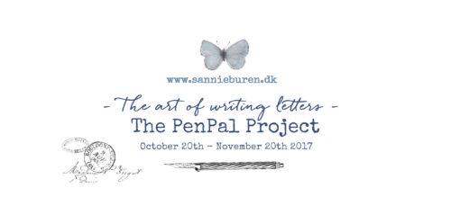 The art of writing letters - The PenPal Project 2017